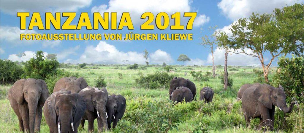 Jürgen Kliewe zeigt Bilder aus Afrika