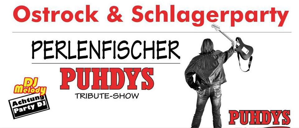 Puhdys-Tribute-Show im Brandstall