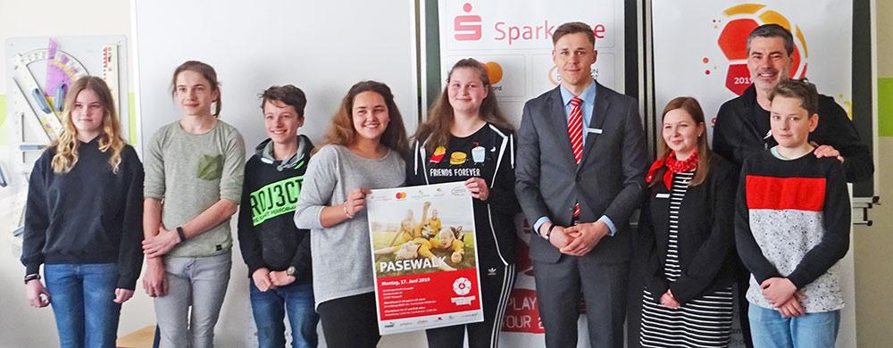 Tretschok unterstützt Fairplay Soccer Tour