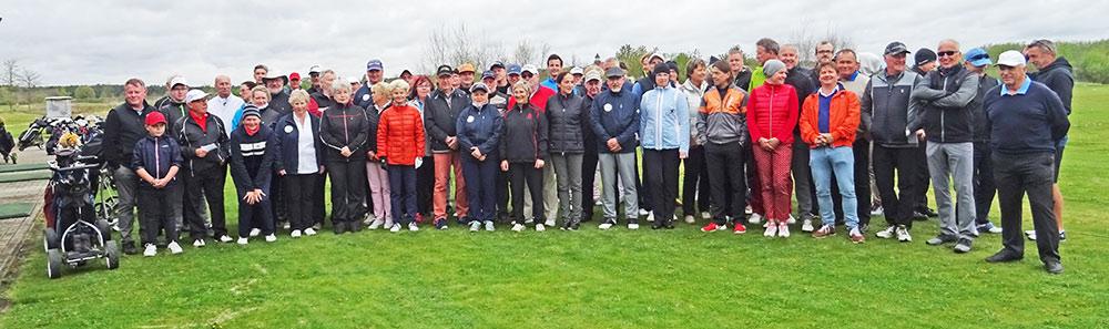 Golf-Saison in Krugsdorf eröffnet