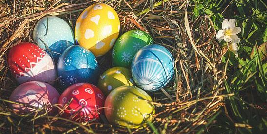 Oster-Aktion: Tausche Ei gegen Ü-Ei