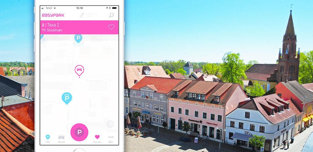 Parktickets per App nun auch in Ueckermünde