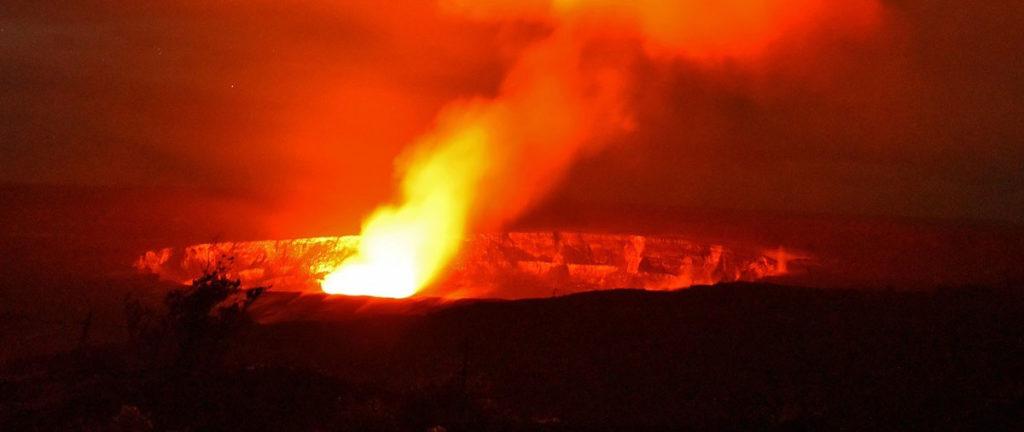 Beeinflussen Vulkane unser Klima?