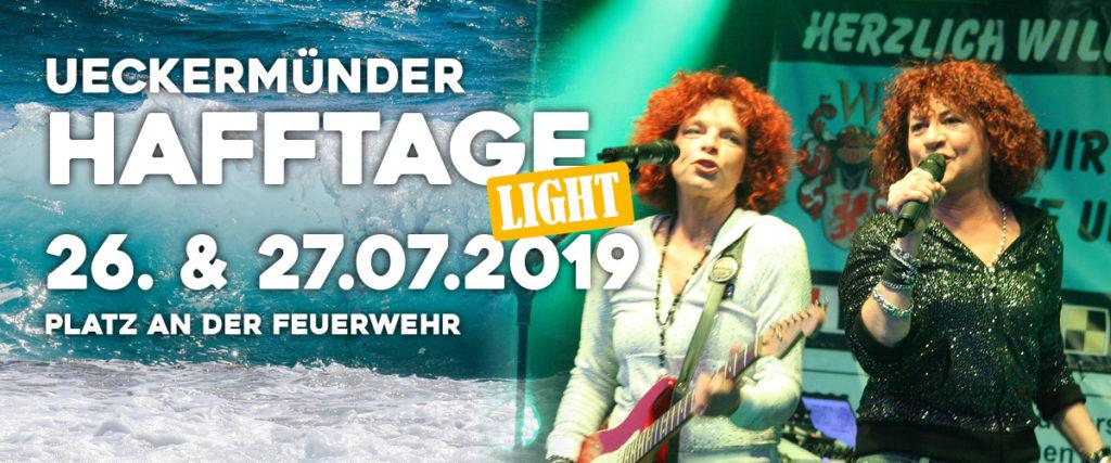 Programm: Hafftage light