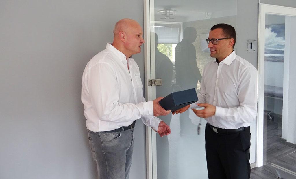 Neurologische und Psychiatrische Praxis in Ueckermünde offiziell eröffnet