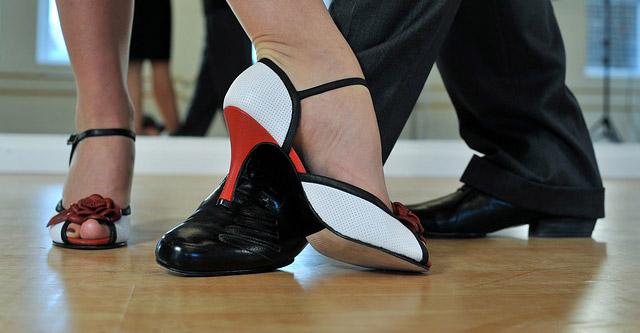 Neuer Tanzkurs Gesellschaftstanz im KULTurSPEICHER