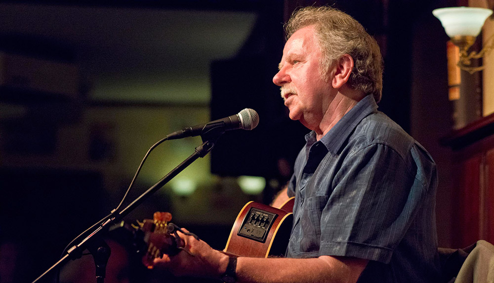 Irischer Singer/Songwriter im Kulturspeicher