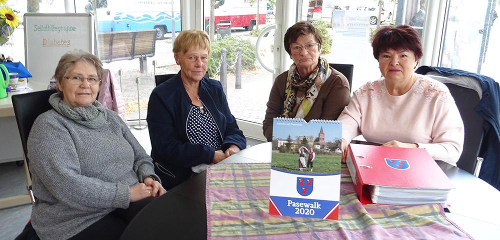 Pasewalker Senioren- und Behindertenbeirat wird 25 Jahre alt