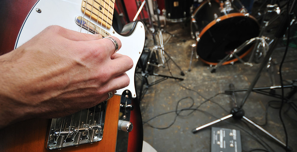 Torgelower Rockbands laden ein zur offenen Probe