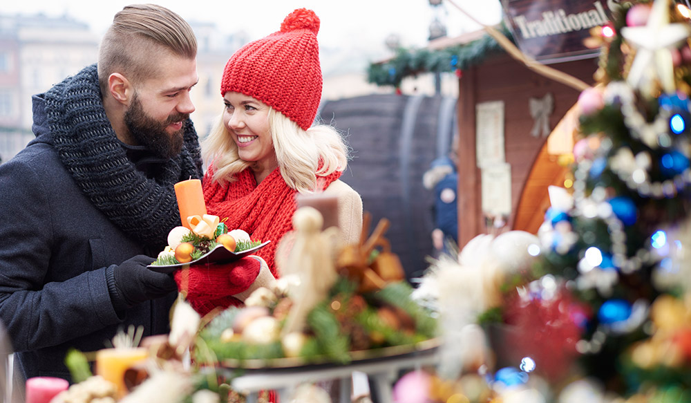 Die Zeit der Weihnachtsmärkte beginnt am Wochenende