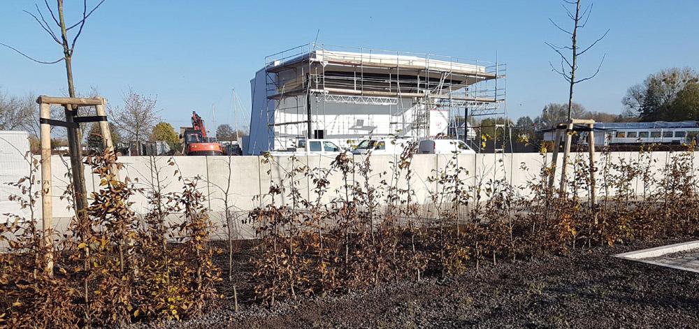 Ueckerpark kann im Frühjahr 2020 eröffnet werden