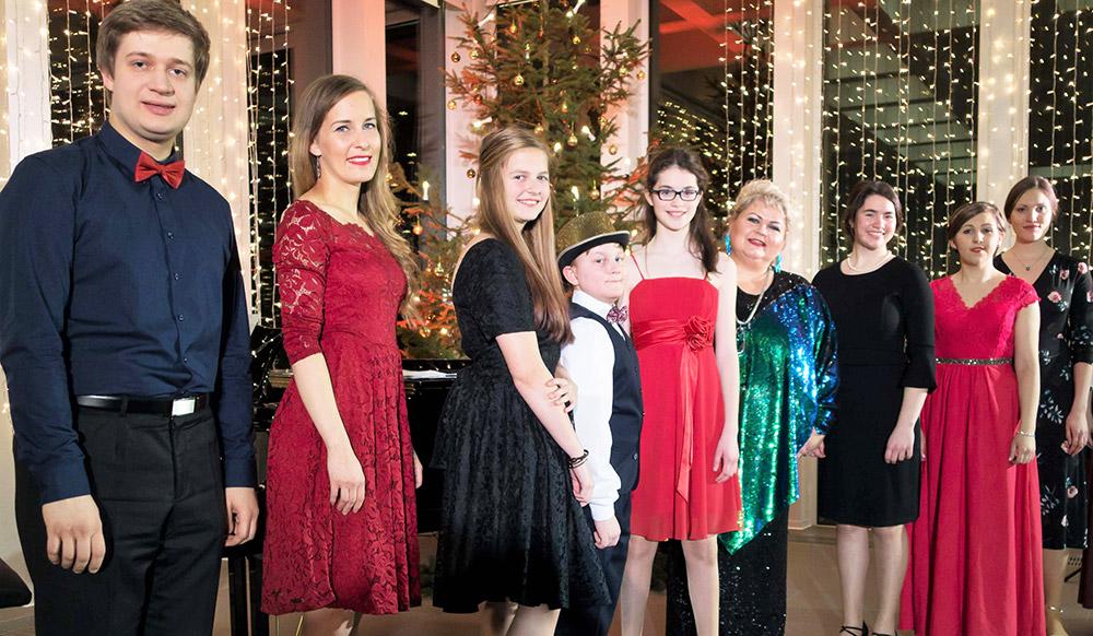 BEL CANTO gibt weihnachtliches Konzert im Bürgersaal
