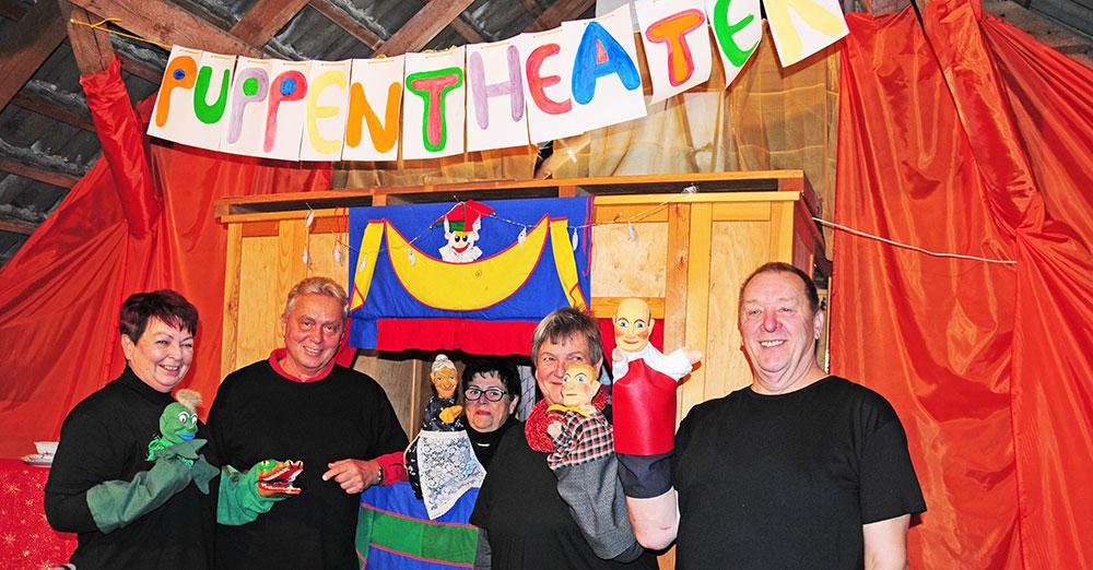 Diese Senioren-Truppe lässt in Albeck die Puppen tanzen: Wollen Sie mitmachen?
