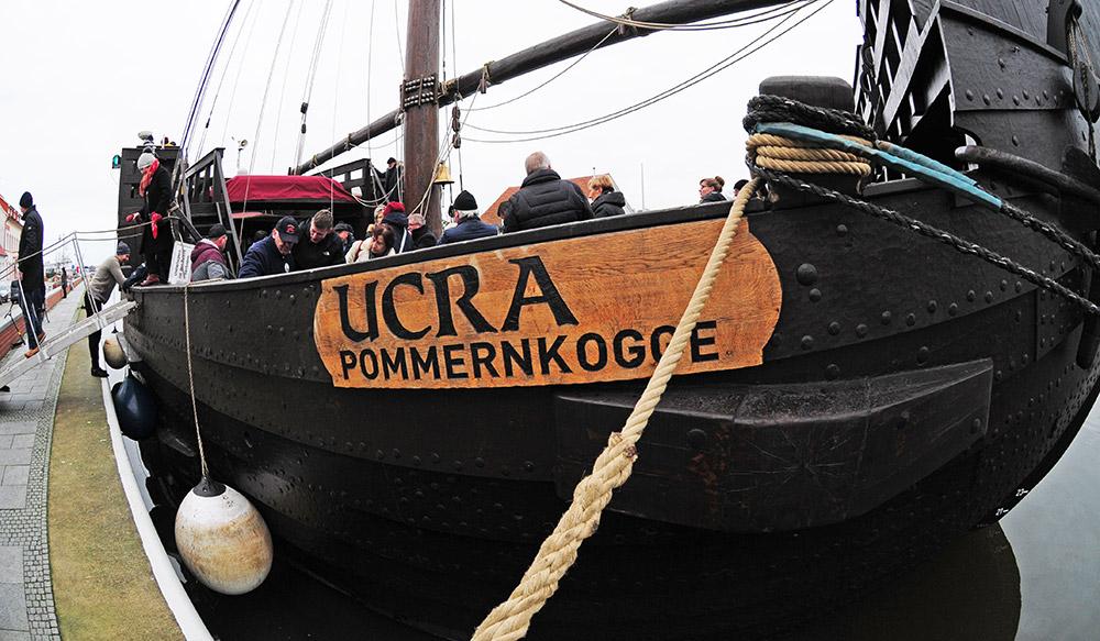 Ucra wieder zurück und komplett fahrtüchtig (Video)