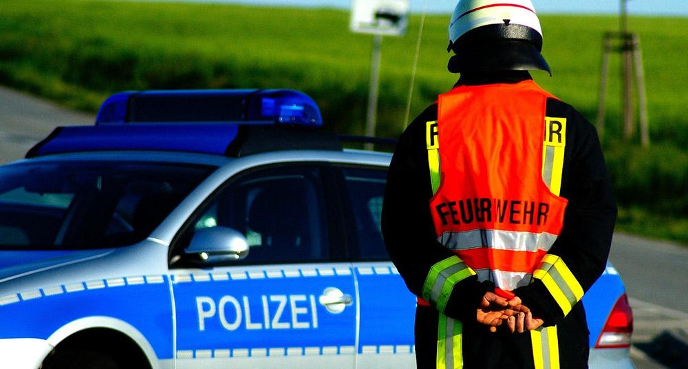 Pkw-Brand in Löcknitz: Polizei bittet um Mithilfe