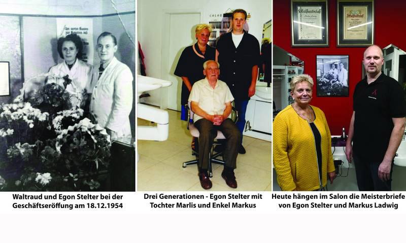 Eggesiner Friseur feiert 65-jähriges Jubiläum