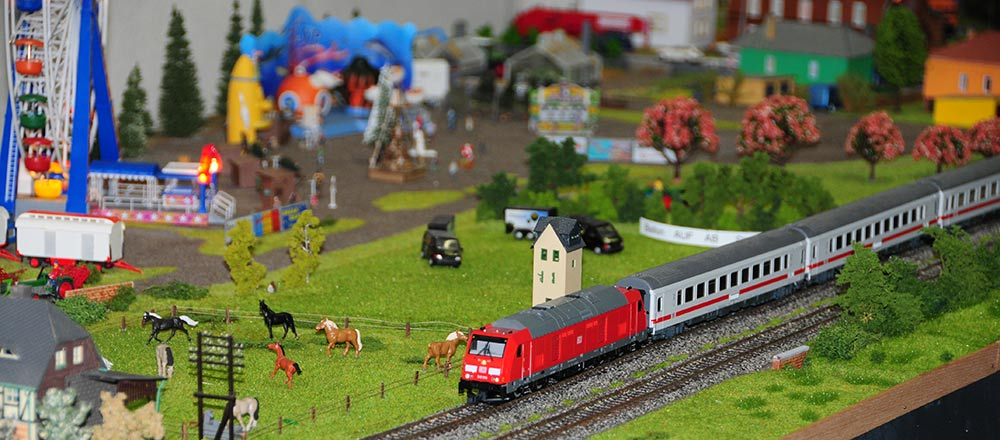 Eisenbahnfreunde bieten Sonderfahrten in den Winterferien an