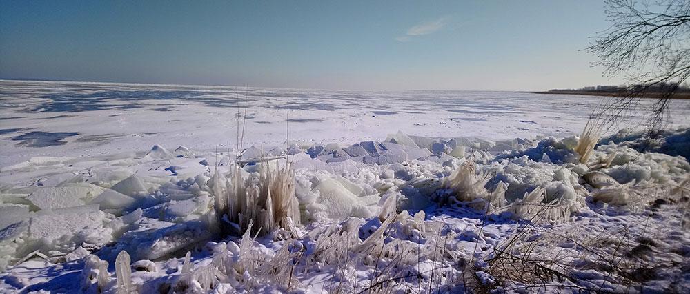 3. Winter-Vergnügen in Mönkebude! Erholen Sie sich am Haff!