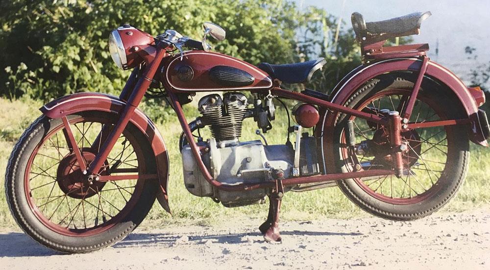 Sammlerstücke weg: Zwei Motorräder in Ducherow gestohlen