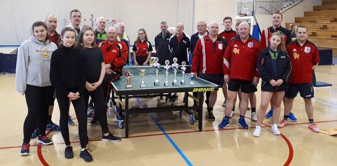Eggesiner Tischtennisspieler erringen Pokale im polnischen Kamien Pomorski
