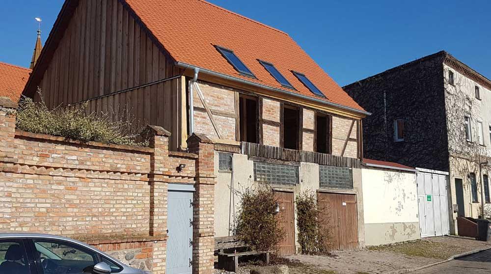Ueckermünder Altstadt wird weiter saniert