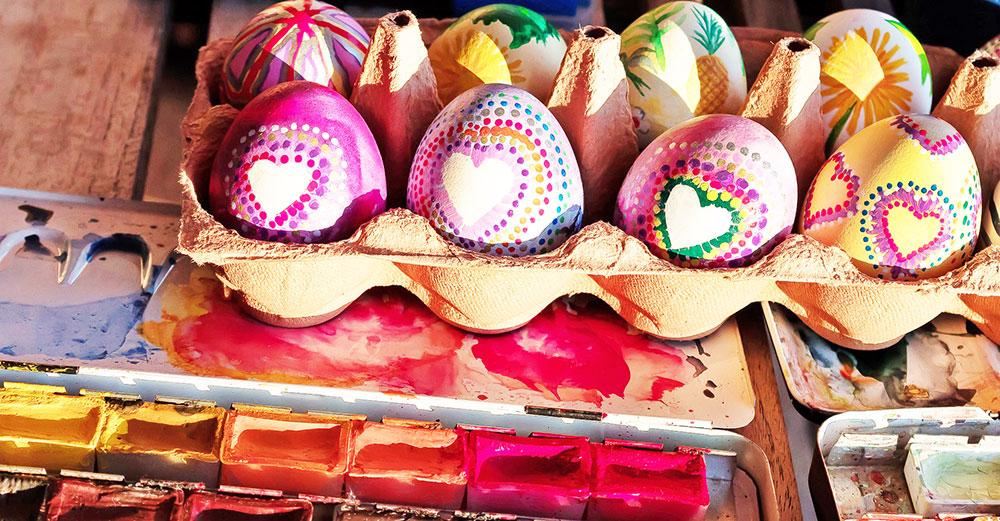 Wir wünschen unseren Lesern ein schönes Osterfest!