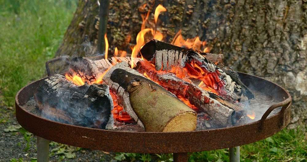 Hoffnungsfeuer im heimischen Garten erlaubt