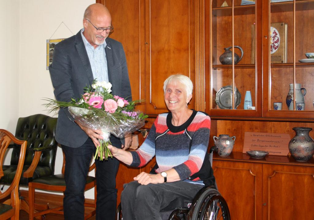 Neunfache Olympiasiegerin Buggenhagen besucht ihre Heimat Ueckermünde