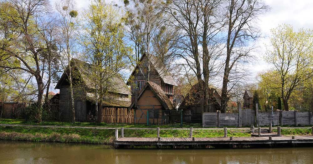 Freilichtmuseum Castrum Turglowe öffnet ab dem 30. Juni wieder