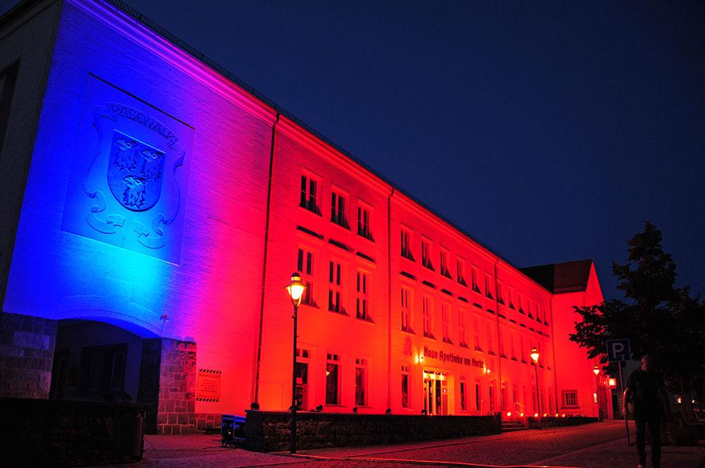 Hilferuf: Pasewalk und Ueckermünde sehen rot