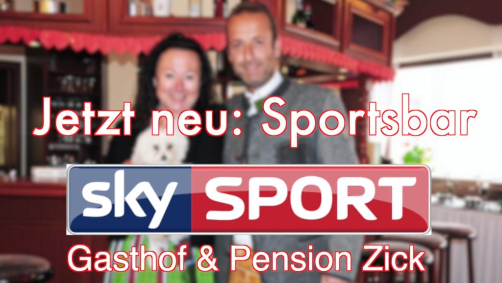 Neue Sportsbar in Eggesin