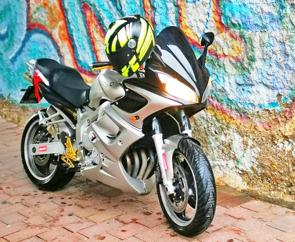 Zeugen gesucht: Motorrad in Ueckermünde geklaut