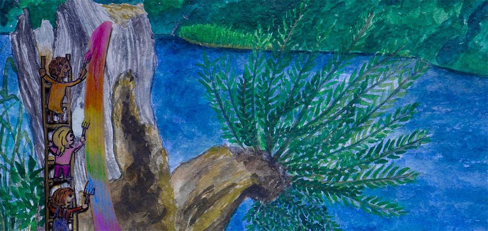 Pasewalk: Sommerferien-Malerei für alle ab 5 Jahren