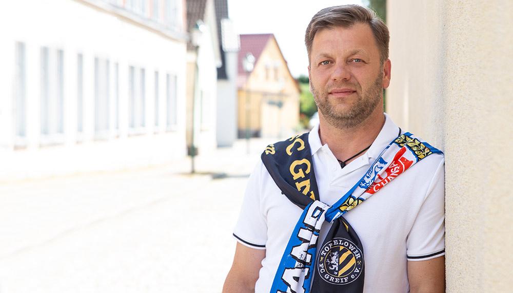 Greif gegen Hansa: Sein Herz schlägt für beide Vereine
