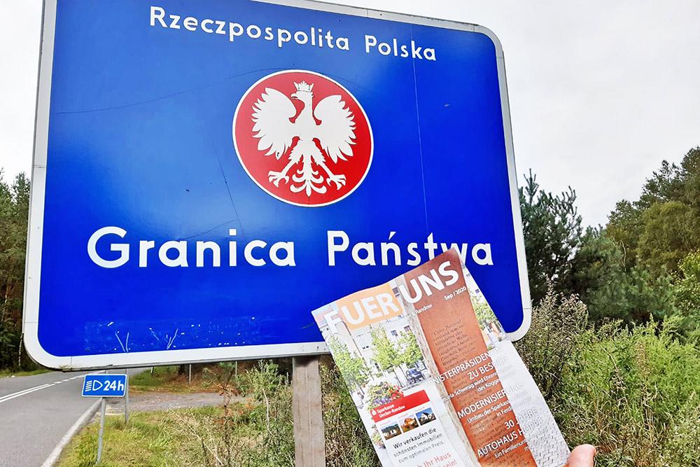 FUER UNS-Magazin: Freuen Sie sich ab Oktober auf die polnische Seite
