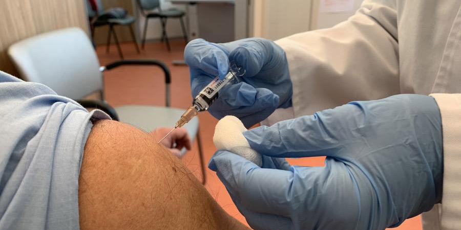 Gesundheitsamt: Grippeschutzimpfung kann beginnen