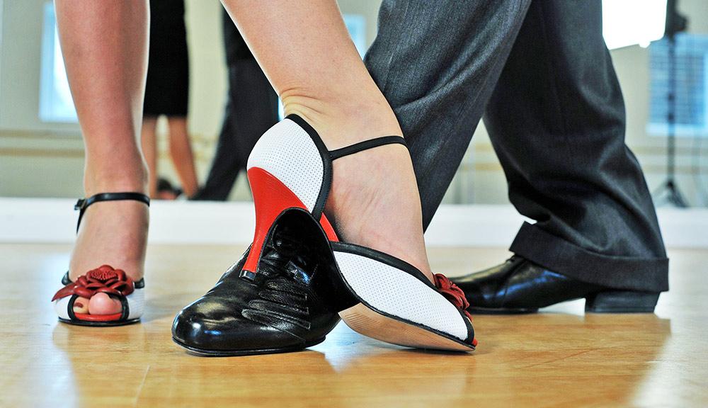 Einsteigerkurs: In Pasewalk darf Tanzluft geschnuppert werden