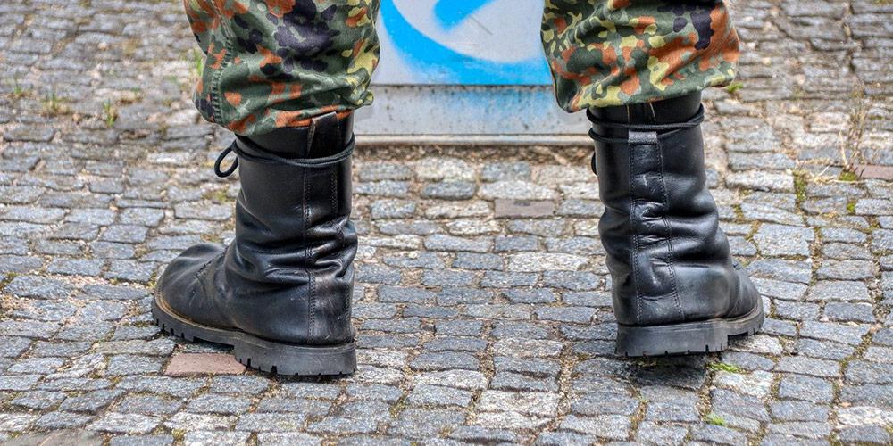 Bundeswehr übt am Eggesiner See vom 14. bis 18. September