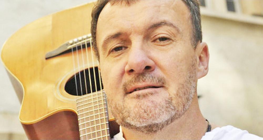Australischer Liedermacher im Speicher zu Gast