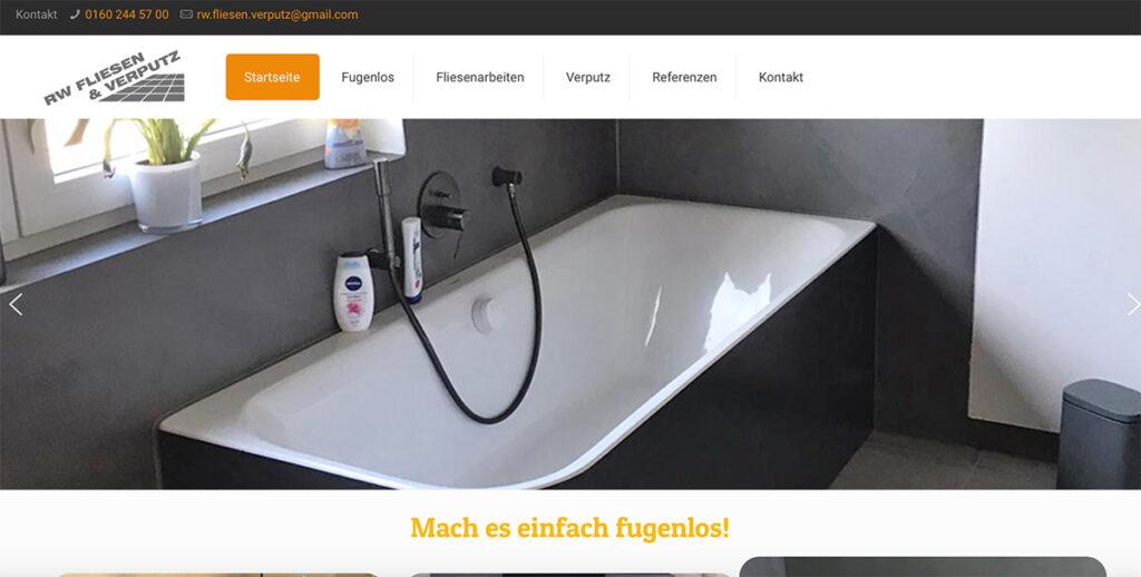 Neue Homepage: Mach es fugenlos mit dem Rothemühler Fliesenleser!