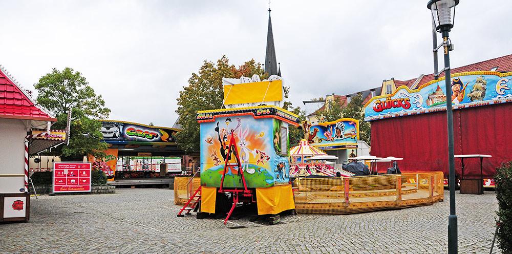 Herbst-Rummel in Torgelow