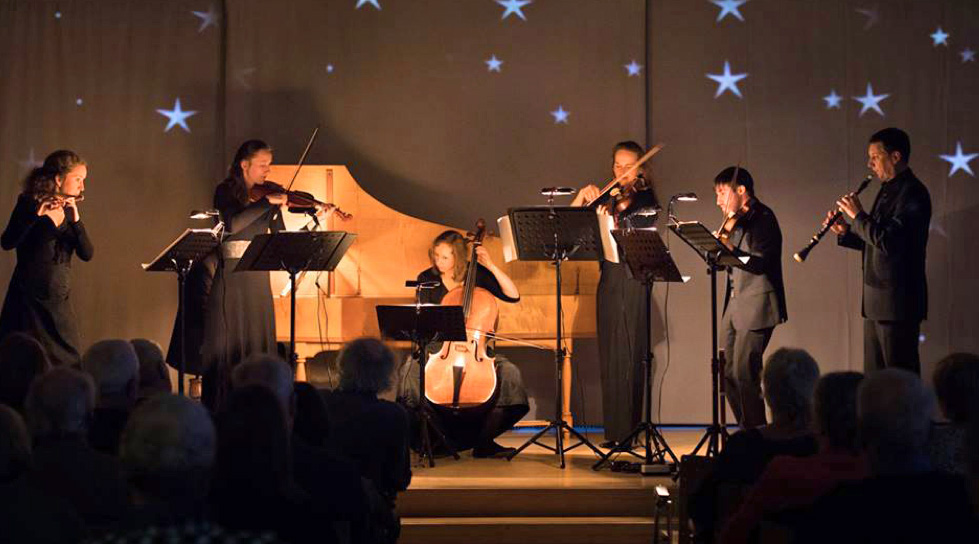 """Himmelsklänge""-Konzert in der Pasewalker Marienkirche"