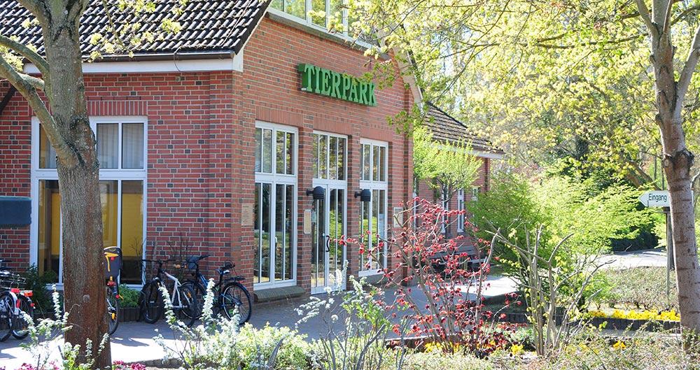 Ueckermünder Tierpark plant neues Eintrittsgebäude