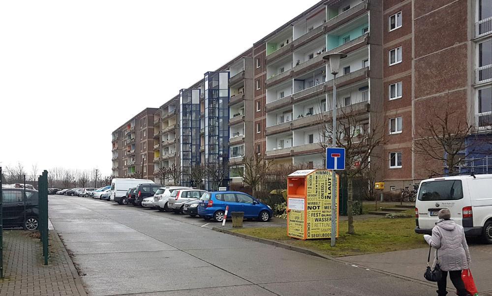 Ueckermünde: Ispericher Straße soll ausgebaut werden