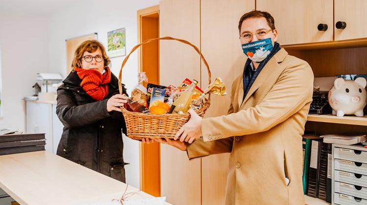 Gute Nachrichten zum Jahresbeginn: Ueckermünder Tierpark kann Großvoliere bauen