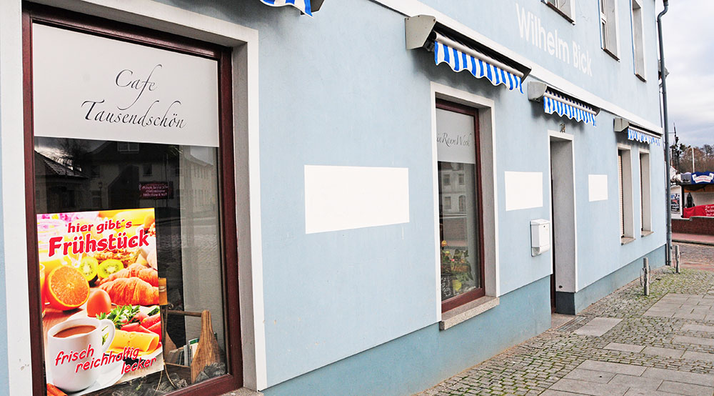 Café Tausendschön: Gerichte zum Abholen und Liefern