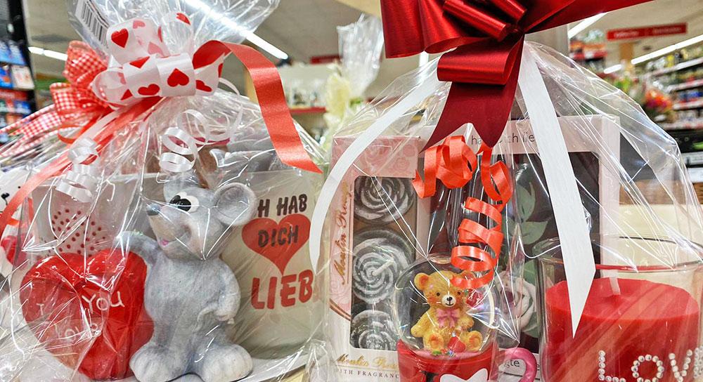 Sie suchen ein Geschenk zum Valentinstag?
