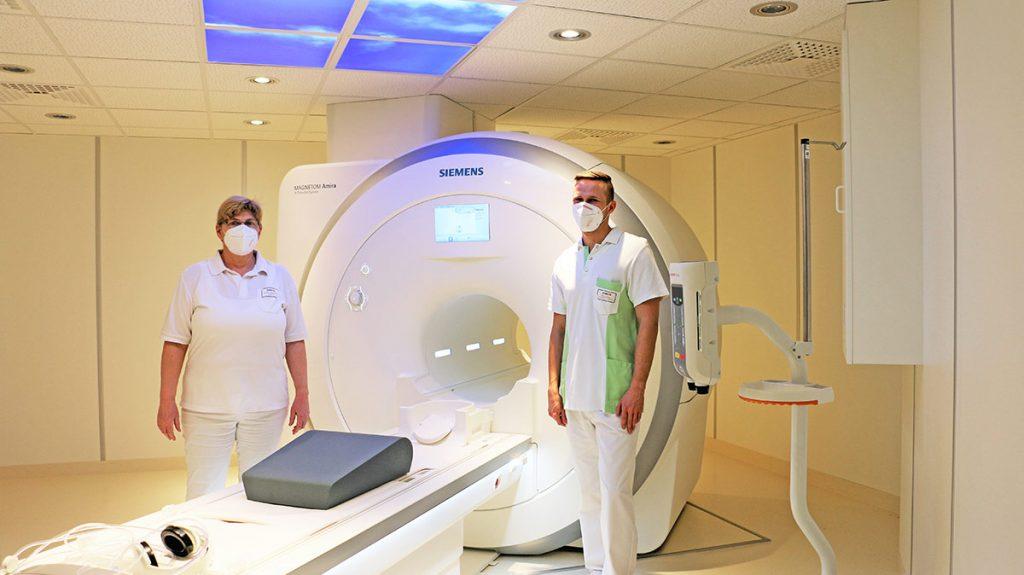 Meilenstein für die Diagnostik: MRT-Gerät für das AMEOS Klinikum Ueckermünde