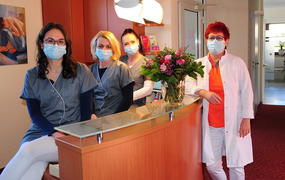 30 Jahre Ärztin in Torgelow und  es ist noch lange nicht Schluss