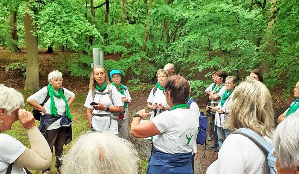 Neue Wege gehen: Frauenselbsthilfegruppe Ueckermünde organisiert Wanderwoche